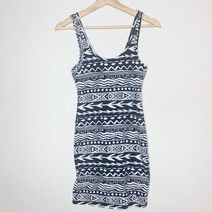 Victoria Secret PINK Tribal Tank Dress - XS
